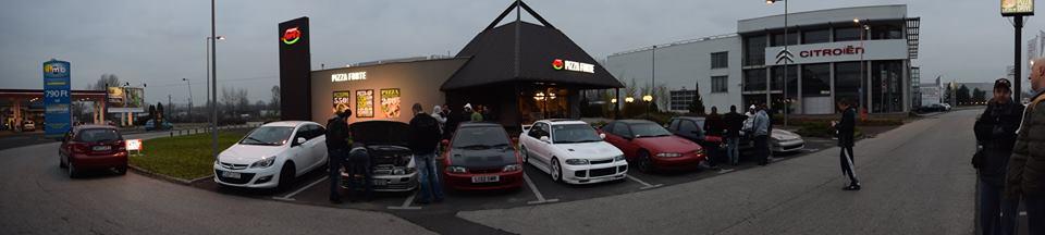 Mitsubishi Klub_Évzáró_2014