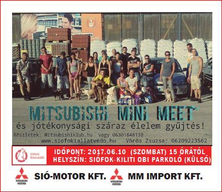 Mitsubishi Mini Meet és Állat Nap 2017