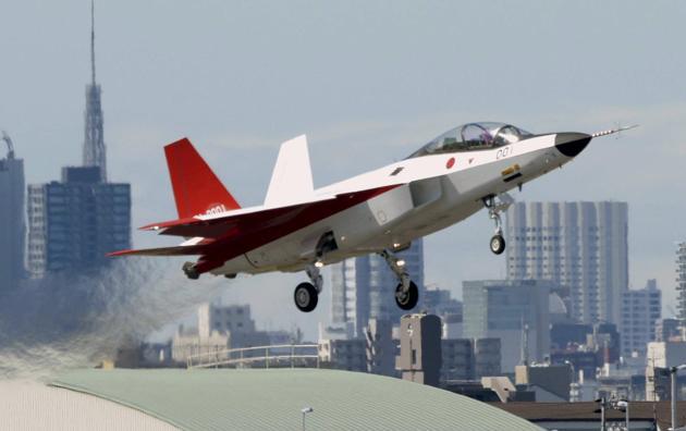 Mitsubishi fighter x-2