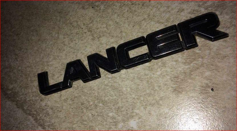 Mitsubishi Lancer feliat