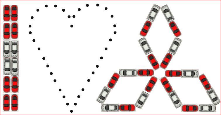 Mitsubishi autómozaik 2016b